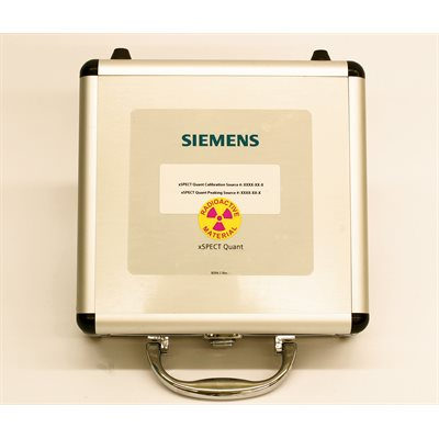 Siemens Medical Source - xSPECT Quant Calibration Kit with Peaking Source